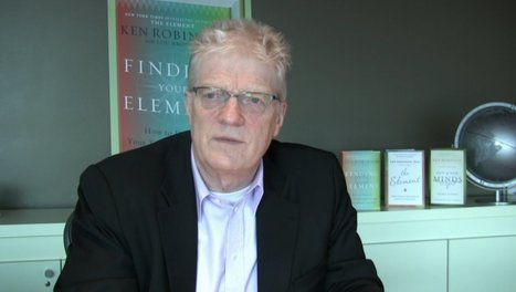 Sir Ken Robinson | Digital textbooks and standards-aligned educational resources | Digital Channels | Scoop.it