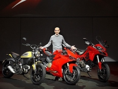 Ducati secure for next decade   Ductalk Ducati News   Scoop.it