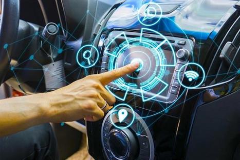 Données personnelles et véhicules connectés: mobilité intelligente contre vie privée?