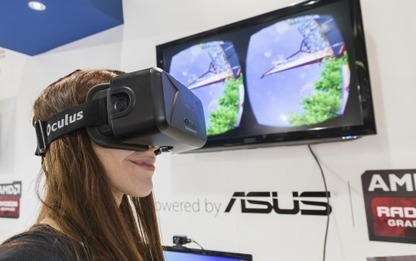 How Oculus Rift could transform TV | Transmedia online | Scoop.it