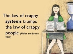 What Looks Like A People Problem Is Often A Situation Problem   Learning Organizations   Scoop.it