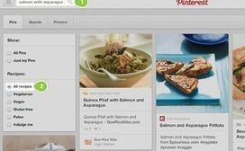 Pinterest Gives the Gift of GIFs, Recipe Search | Content Marketing and Curation for Small Business | Scoop.it