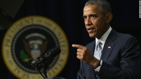 Obama secures Iran nuclear deal at U.S. Senate | The Heralding | Current Politics | Scoop.it