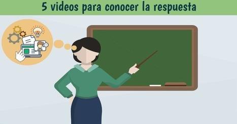 5 videos para entender cómo y cuándo incluir un recurso TIC en la planificación | TIC para la educación | formation des enseignants maroc | Scoop.it