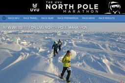 Ils courent un marathon… au Pôle Nord - Europe1 | Voyages en terres polaires | Scoop.it