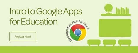 """Free """"Intro to Google Apps for Education"""" Webinars Now Available 