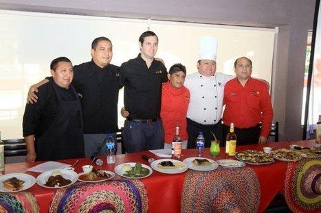 Festival de Cocina Oaxaqueña - El Diario de Yucatán   Delicias de la Comida Prehispanica   Scoop.it