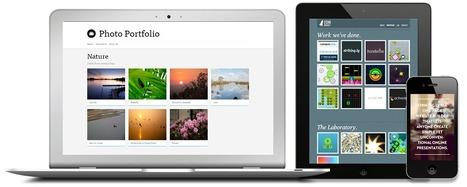 Strikingly - Simple, beautiful sites in minutes | iEduc | Scoop.it