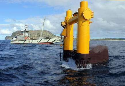 America's first wave-produced power goes online in Hawaii | Sustainable Technologies | Scoop.it