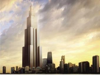 Le plus haut gratte-ciel du monde...En Chine ou à Chicago ? | Architecture pour tous | Scoop.it