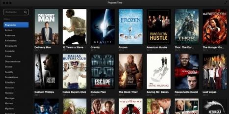 Popcorn Time, le piratage de films facilité à l'extrême | Edition - Musique - Cinéma - Jeu Vidéo | Scoop.it