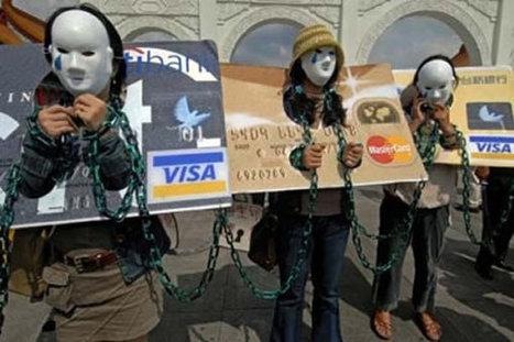 In Debt We Trust - Credit Card Debt - Share on Meebal.com | Worldwide News | Scoop.it