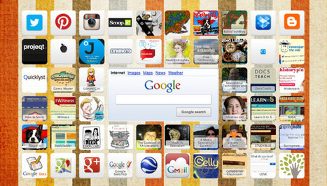 Librarians on the Fly: The New Symbaloo   APPY HOUR   Scoop.it