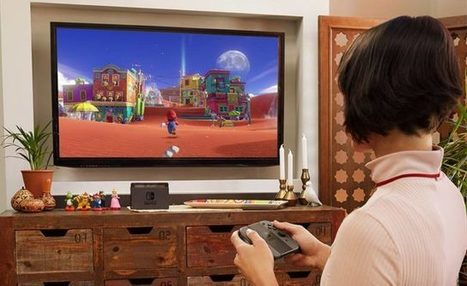 Ubisoft Believes Nintendo Switch Will Have Same Impact As The Wii   Nerd Vittles Daily Dump   Scoop.it