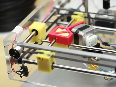 Bientôt une imprimante 3D à moins de 300euros. Mais pour quoi faire? - Rue89 | Remembering tomorrow | Scoop.it