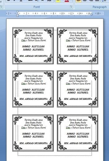 Download template undangan aqiqah 16 lecreeco download template undangan aqiqah 16 fandeluxe Choice Image