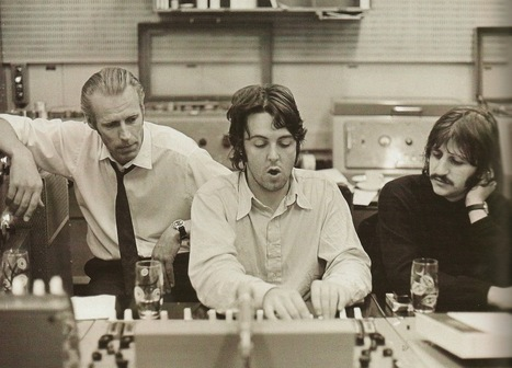 Sir George Martin knew something modern A&Rs often seem to forget - Music Business Worldwide   independent musician resources   Scoop.it