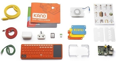 Drool-Worthy $99 Kit Lets Kids Build Their Own Computers | TechWatch | Scoop.it