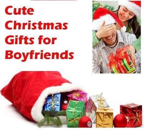 Cute Christmas Gifts For Your Boyfriend