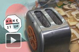 Quand des ustensiles obsolètes se transforment en objets connectés | Make It Up 2012 | Scoop.it