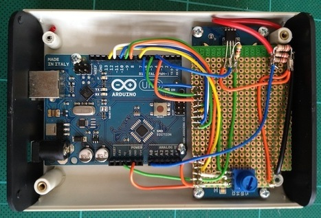 Measuring Battery Capacity with an Arduino | Arduino Focus | Scoop.it