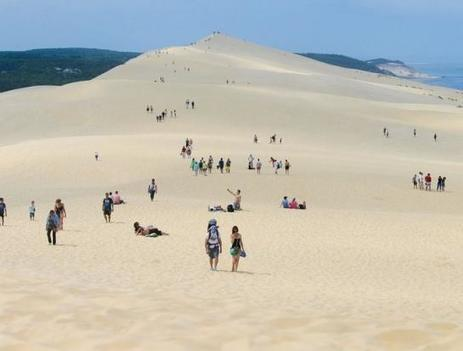 Gironde : expropriations en vue sur la Dune du Pilat | BIENVENUE EN AQUITAINE | Scoop.it