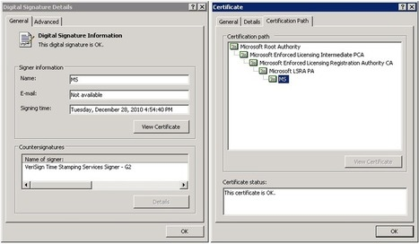 Microsoft Update and The Nightmare Scenario - F-Secure Weblog : News from the Lab | Gentlemachines | Scoop.it