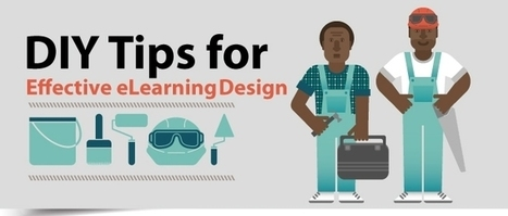 10 DIY Tips for Effective eLearning Design | Organizational Learning and Development | Scoop.it