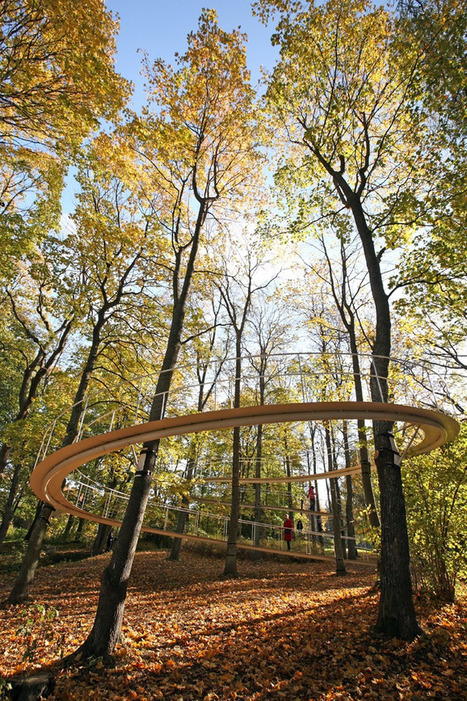 The Cool Hunter - A Path In The Forest by Tetsuo Kondo   Urban Design   Scoop.it