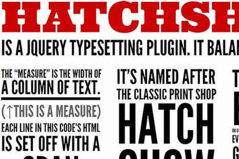 15 Super Useful Typography Tools and Frameworks | El Mundo del Diseño Gráfico | Scoop.it