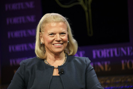 IBM's Revenue Falls Amid Weakness in Hardware Sales | Fortune.com | Future of Cloud Computing, IoT and Software Market | Scoop.it