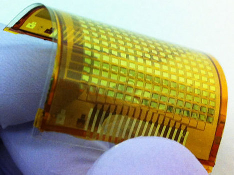 Your E-Skin Future Explained In 7 Convenient Layers   The Creators Project   shubush healthwear   Scoop.it