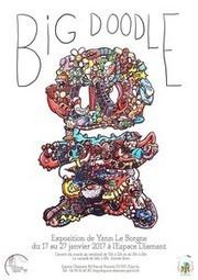 Big Doodle : le puzzle géant du street artiste Yann Le Borgne | LittArt | Scoop.it