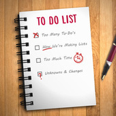 Master the Art of the To-Do List by Understanding How They Fail | EMDR | Scoop.it