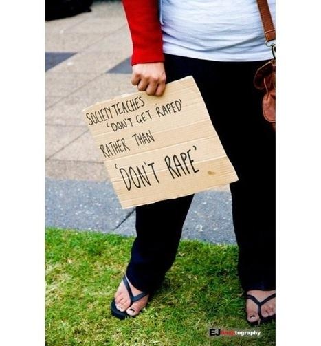 le projet d'amour: On Feminism: Victim Blaming   Exploring Feminism   Scoop.it