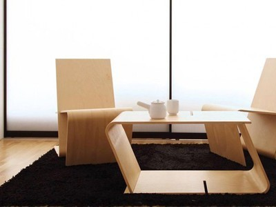 LLSTOL Transformer Furniture: Just Two Pieces Convert From Chair To Table To Sofa   What's new in Design + Architecture?   Scoop.it