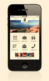 RitzCarlton Hotel Company launches mobile app | Innovative mobile services | Scoop.it