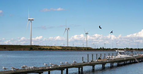 A Danish Wind Turbine Maker Harnesses Data in a Push to Stay Ahead | Smart Cities & The Internet of Things (IoT) | Scoop.it