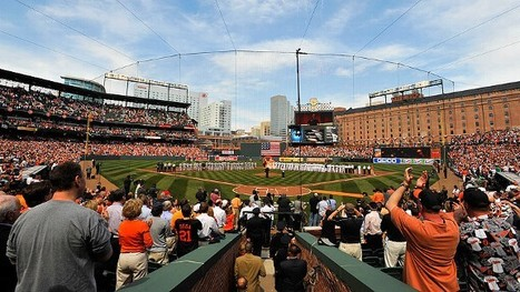 Kurkjian: Camden Yards turns 20 | Sports: The Cultural & Economic Impact on Cities | Scoop.it