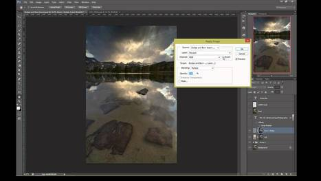 Photoshop: Dodge and Burn...Like A Boss!! Part 2 - YouTube | Great Photographs | Scoop.it