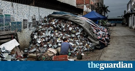 Levels of e-waste soar in Asia as gadgets become affordable, UN says | Zero Waste Europe | Scoop.it