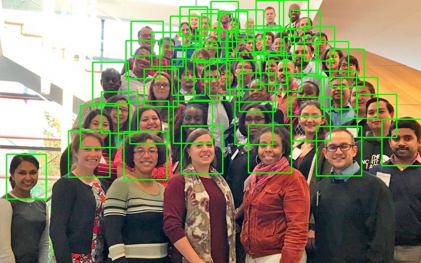 MTCNN Face Detection and Matching using Facenet