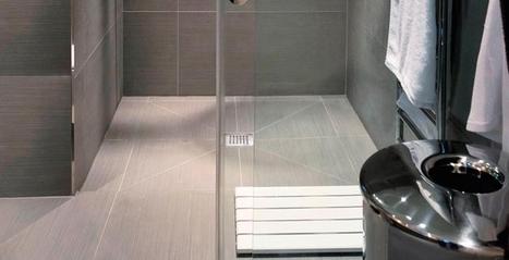 Douche Italienne In Espace Aubade Scoopit - Salle de bain italienne aubade