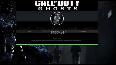 hack call of duty ghost ps3 download