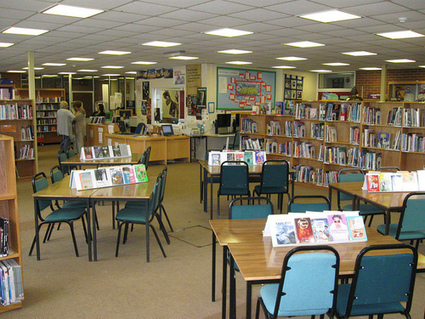 need of library in school