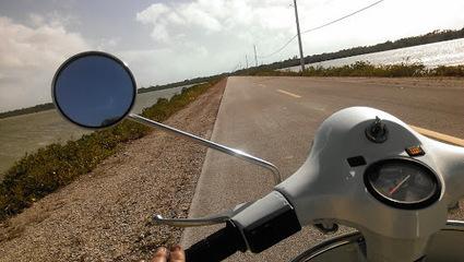 Key West Diary: Vespa Trials | Vespa Stories | Scoop.it