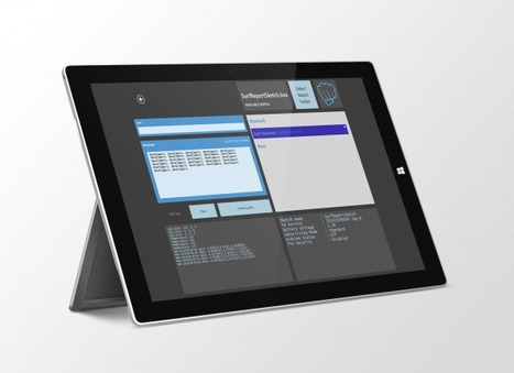 Windows Bean Loader Enables Arduino Programming from Surface Pro Tablets | Arduino progz | Scoop.it