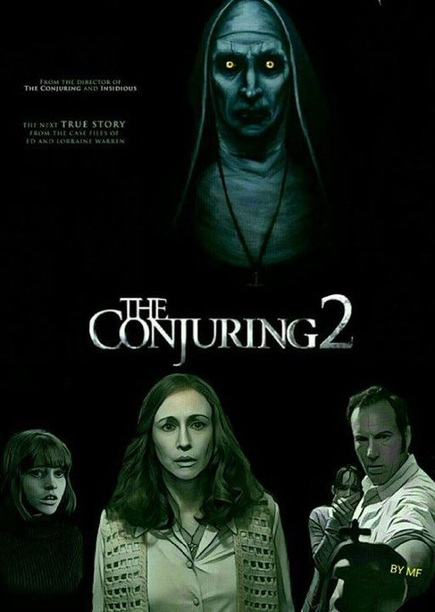 The Conjuring 2 (English) movie download 1080p hd