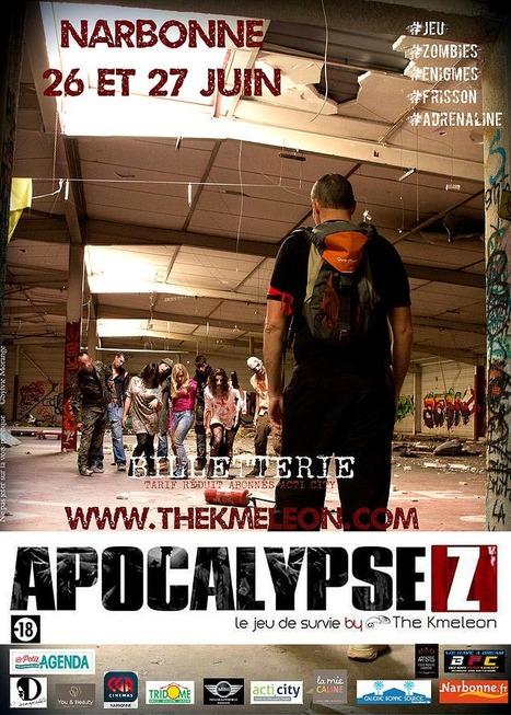 Apocalypse Z, ou comment échapper aux zombies! - ladepeche.fr | Grandeur Nature | Scoop.it