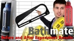 Bathmate Before and After Results | Natural Male Enhancement Solutions | Scoop.it